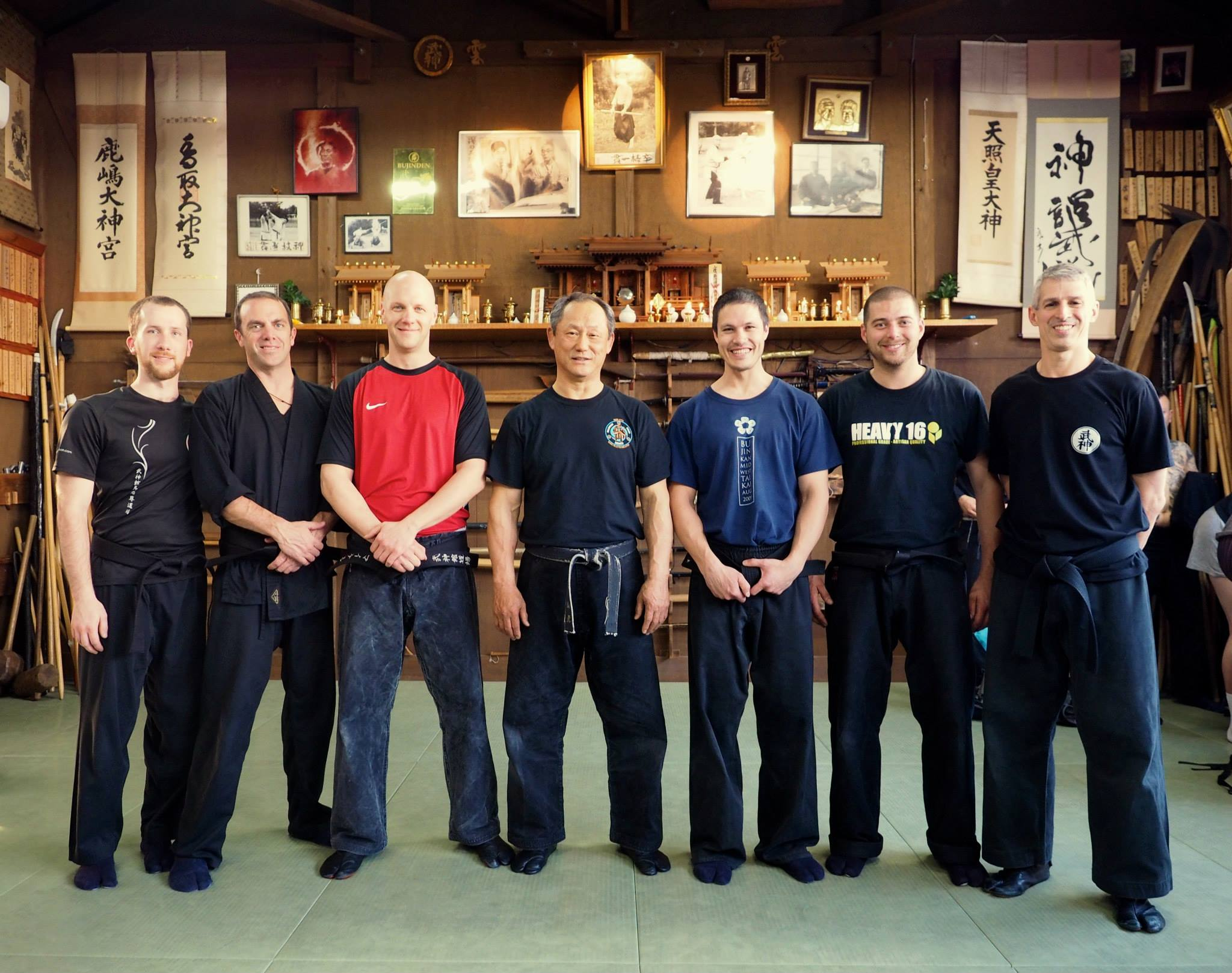 Japan 2014 BMD Ninja Samurai Martial Arts Madison WI
