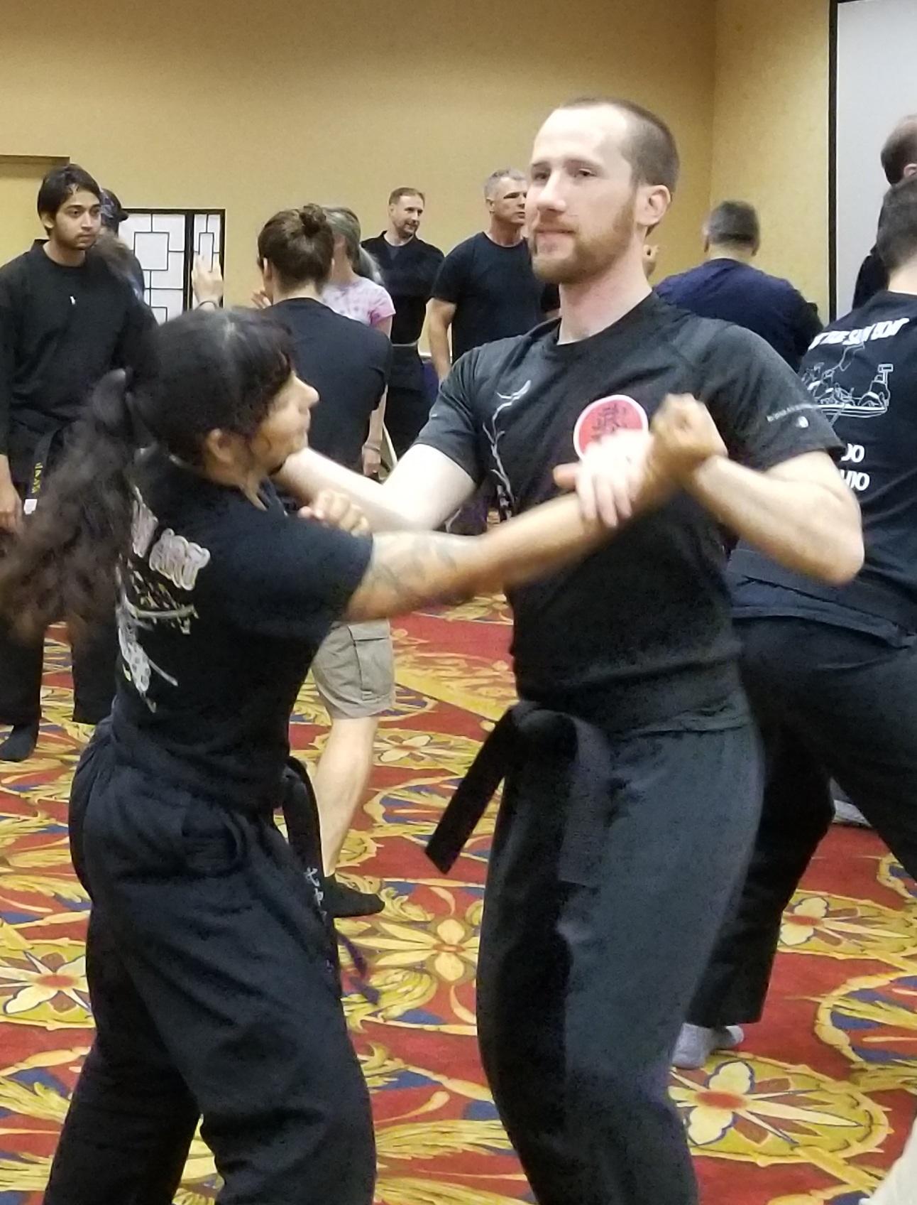 BMD Ninja Samurai Martial Arts Madison WI